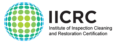 IICRC Institute of Inspection Cleaning and Restoration Certification Logo