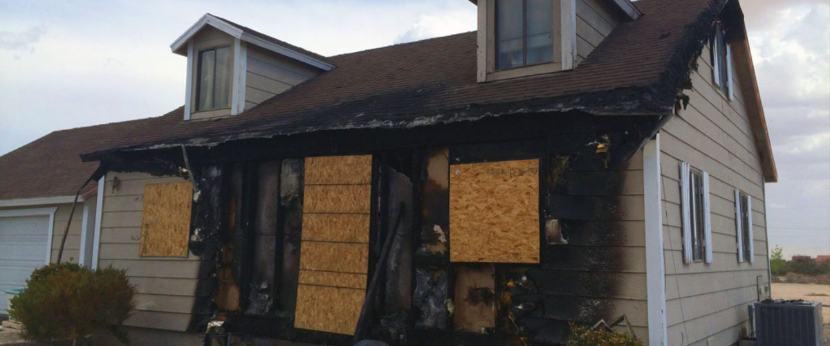 Fire Damage Restoration Las Vegas NV