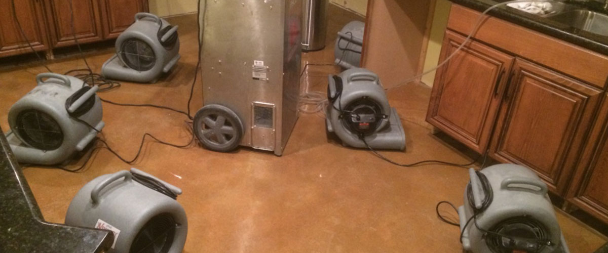 Water Damage Restoration Las Vegas NV